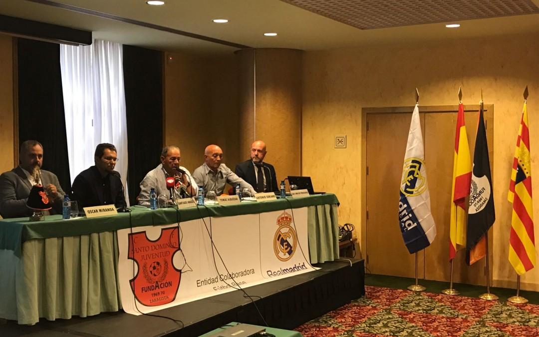 Firmado con el Real Madrid un convenio de colaboración